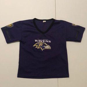Franklin Baltimore Ravens Youth Medium NFL Jersey